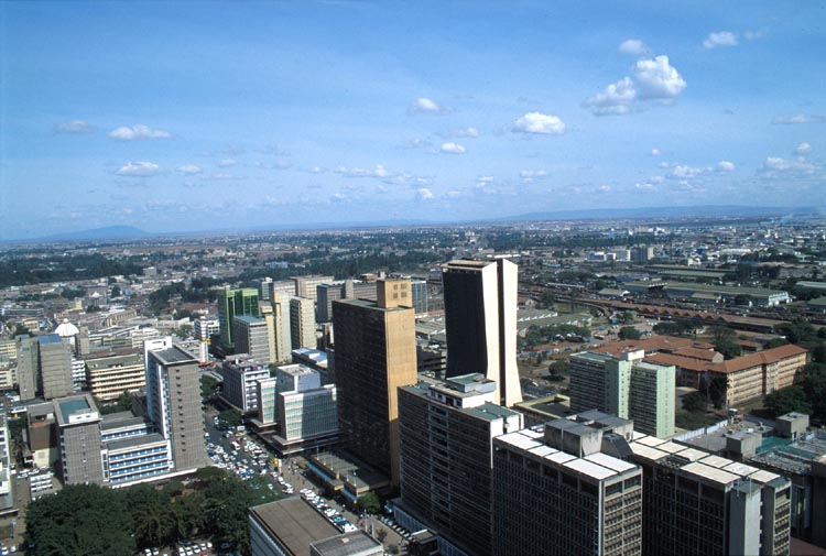 Kenya Capital City